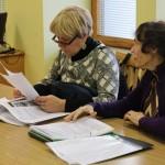 Susitikimas su sodų bendrijų valdybos nariais